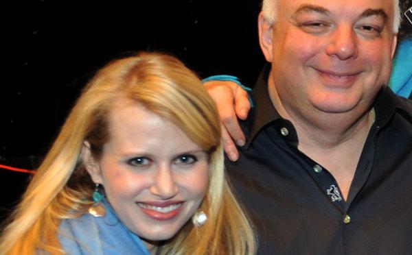 Elissa Stevens and Nathan Ladyzhensky